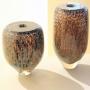 Murrine Quadrant Forms 30cm & 23cm high $2200 each
