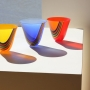 Rainbow Drop Bowls 12cm high   $150 each