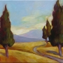 Jean Sher – Far Hills, Tuscany
