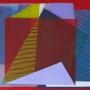 Sanne Koelemij – Paper Plains IV – acrylic on Perspex