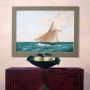 Michael Vincent Murphy – Still Life with Whitcombe Cutter – acrylic on canvas, 61 x 76cm, $4000