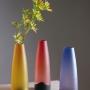 Tegan Empson – Twilight Vases – glass, 29 x 9cm, $265 each