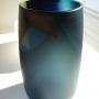 Brenden French – Gypsy vase – glass, 30 x 15cm, $425